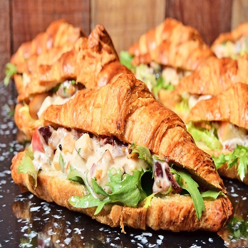 Special Food Croissant $5.95