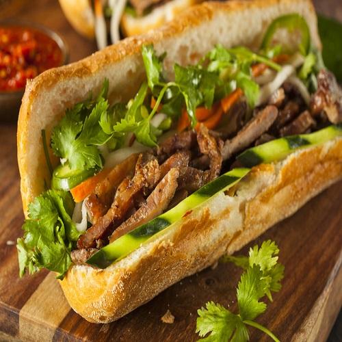 Special Food Banh Mi $5.95